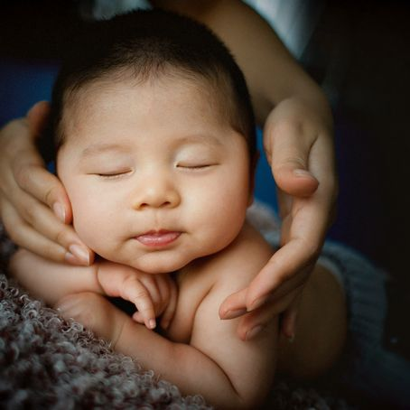 baby kid image - embryo transfer process featured image
