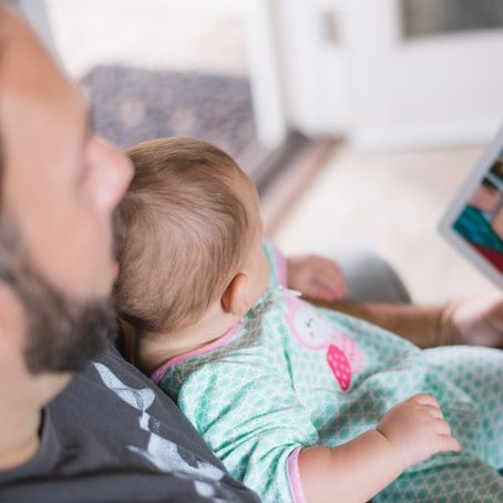 child with a dad - ivf faq image