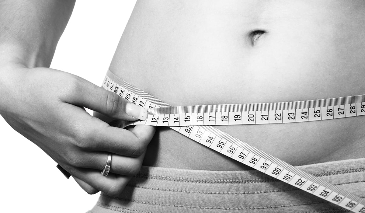 ideal weight for pregnancy main image