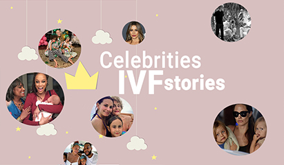 celebrities IVF featured